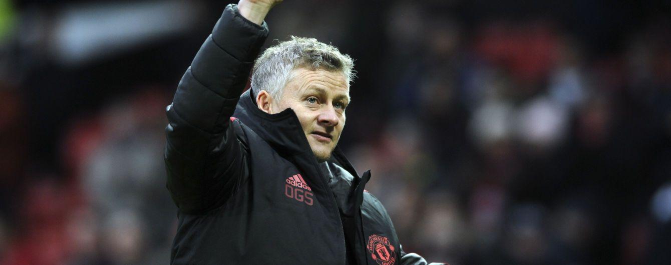 """Гвардиола похвалил Сульшера после фантастического старта во главе """"Манчестер Юнайтед"""""""