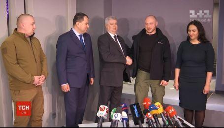 Обмен моряка на шпиона: украинец, которому грозила смертная казнь в Иране, вернулся домой