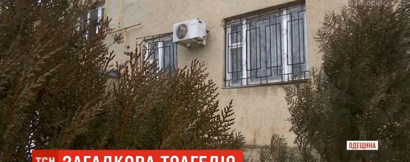 Убийство семьи в Одесской области: мужчина мог задушить жену и дочку из-за потерянной работы