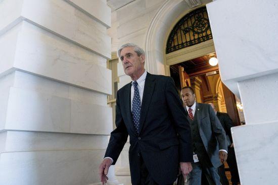 Вплив РФ: спецпрокурор США Мюллер майже завершив роботу над доповіддю у справі про зв'язки з Росією
