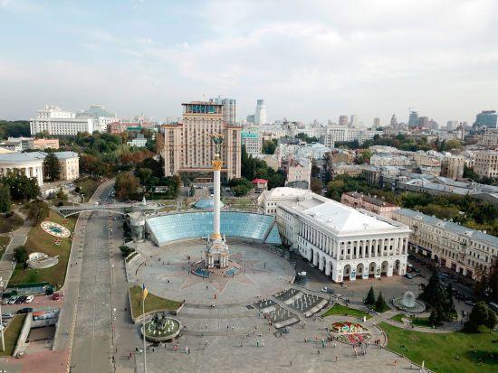 Київська влада планує капітально оновити Майдан Незалежності та Хрещатик