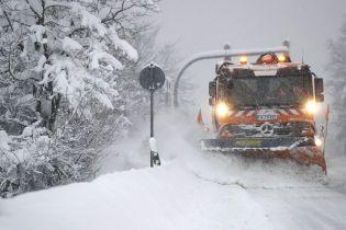 Непогода бушует в Европе: уже погибли 16 человек