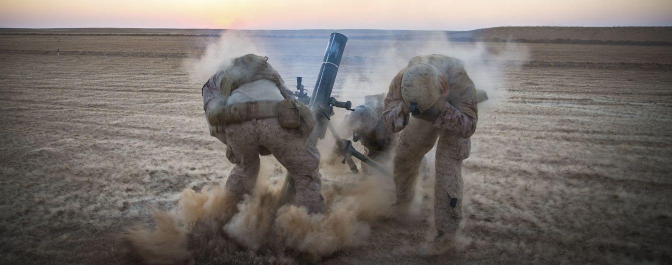 США начали вывод военного оборудования из Сирии