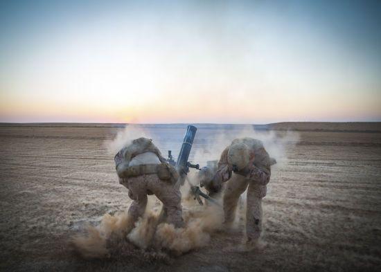 США розпочали виведення військового обладнання з Сирії
