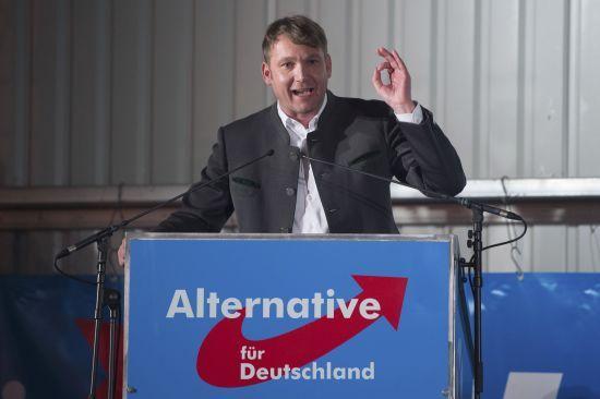 """Ультраправа партія """"Альтернатива для Німеччини"""", яку вважають друзями Путіна, розкололася"""