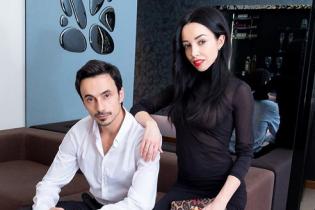 В обтислій сукні і з чоловіком: Катерина Кухар опублікувала гарне фото