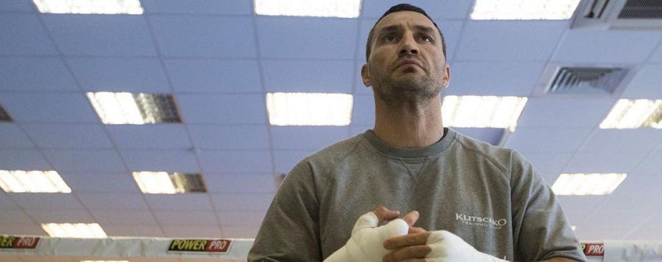 Владимир Кличко уже в апреле может вернуться в большой бокс