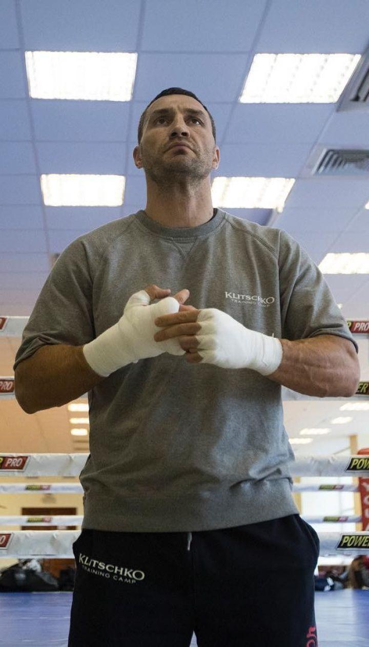 Володимир Кличко уже в квітні може повернутися у великий бокс