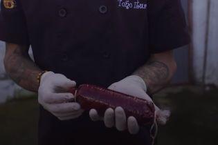 Испанский лесоруб придумал рецепт колбасы из человеческой крови