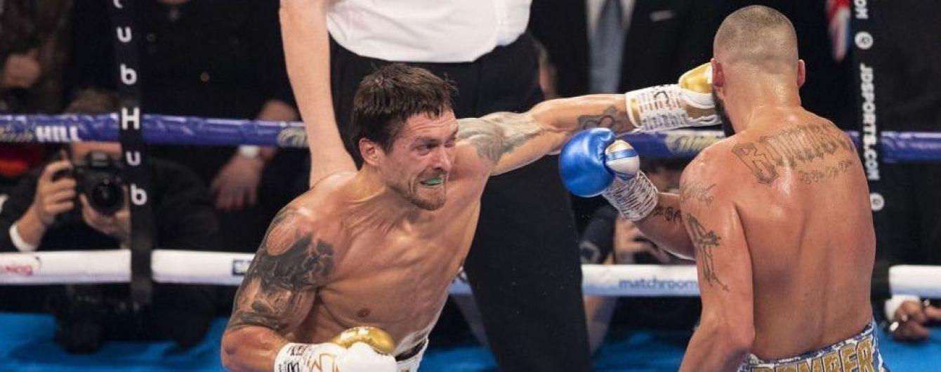 Американский боксер готов возобновить карьеру, однако боится встречи с Усиком