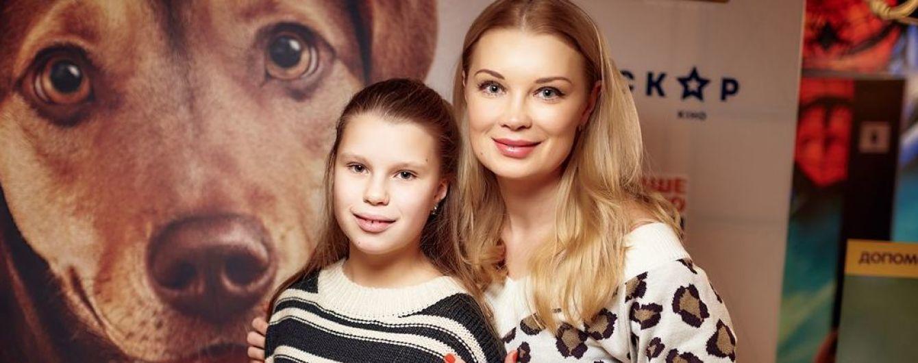 Звезды на премьере: Витвицкая в пестром платье, Таран в леопардовом костюме