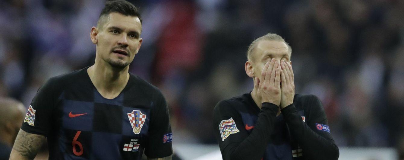 Футболиста сборной Хорватии дисквалифицировали за издевательство над Рамосом в Instagram