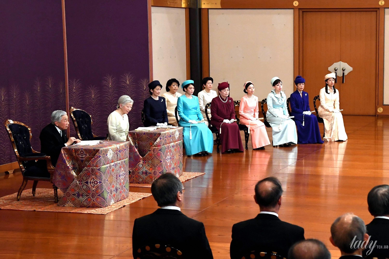 Император Японии Акихито и императрица Митико_1