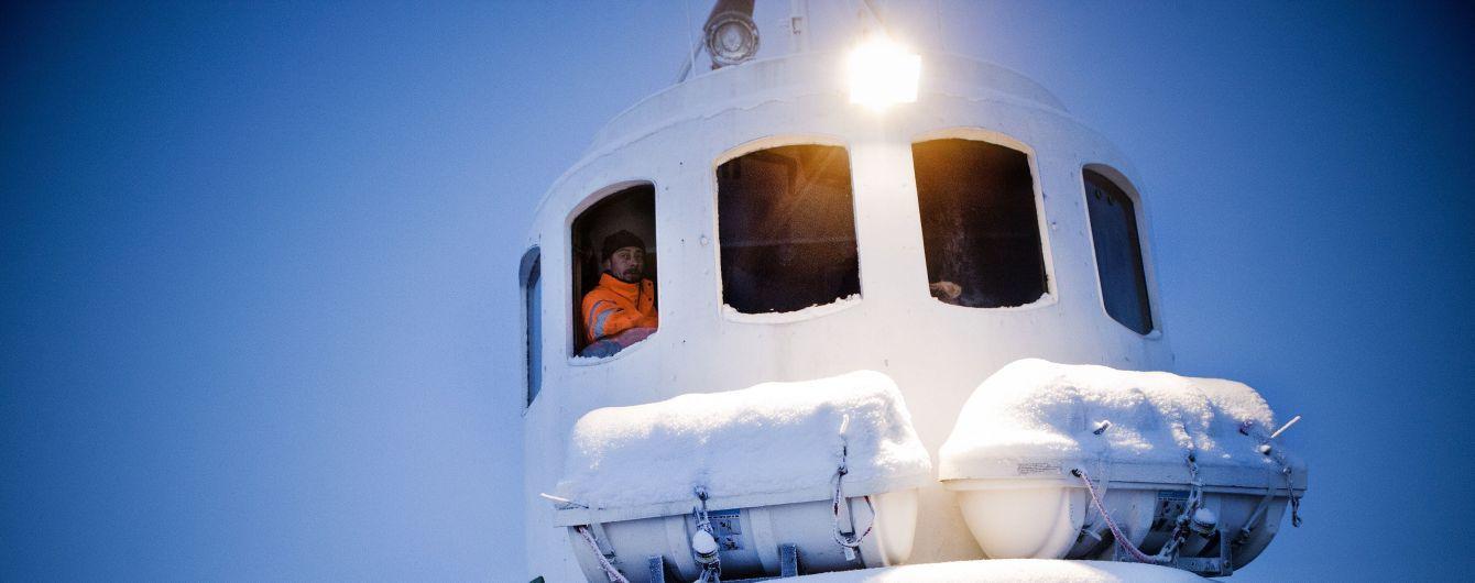В Балтийском море украинский моряк выпал за борт судна - СМИ