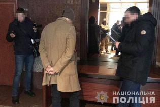 В Киеве на взятке погорел чиновник Минрегиона