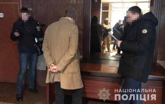 У Києві на хабарі погорів службовець Мінрегіону