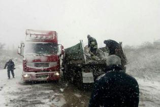 Укравтодор снял ограничения для движения транспорта на Кировоградщине и Николаевщине