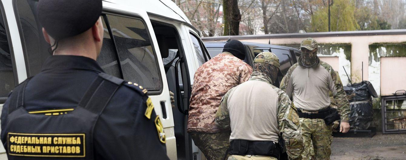 У Росії подовжили термін слідства у справі полонених українських моряків - РосЗМІ
