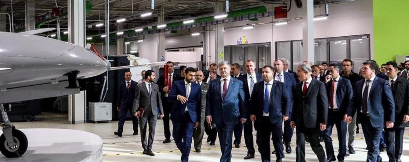 Україна закупить для армії турецькі дрони нового покоління