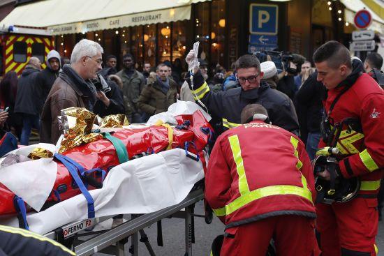 Вибух у Парижі: постраждали понад 30 людей