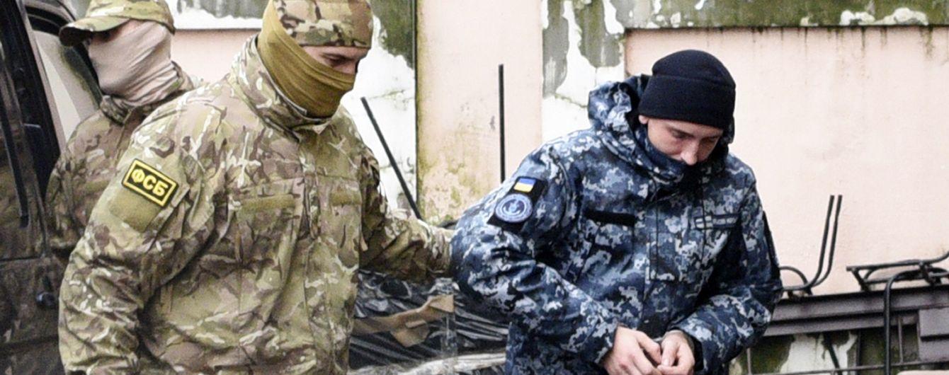 Раненых украинских моряков в русском плену переведут из больницы в СИЗО