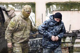 Троих раненых украинских моряков направят на обследование в больницу - Денисова
