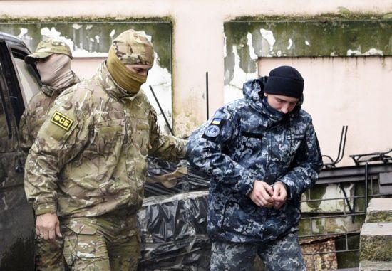 Посол Євросоюзу у Росії оголосив офіційний демарш через полонених українських моряків