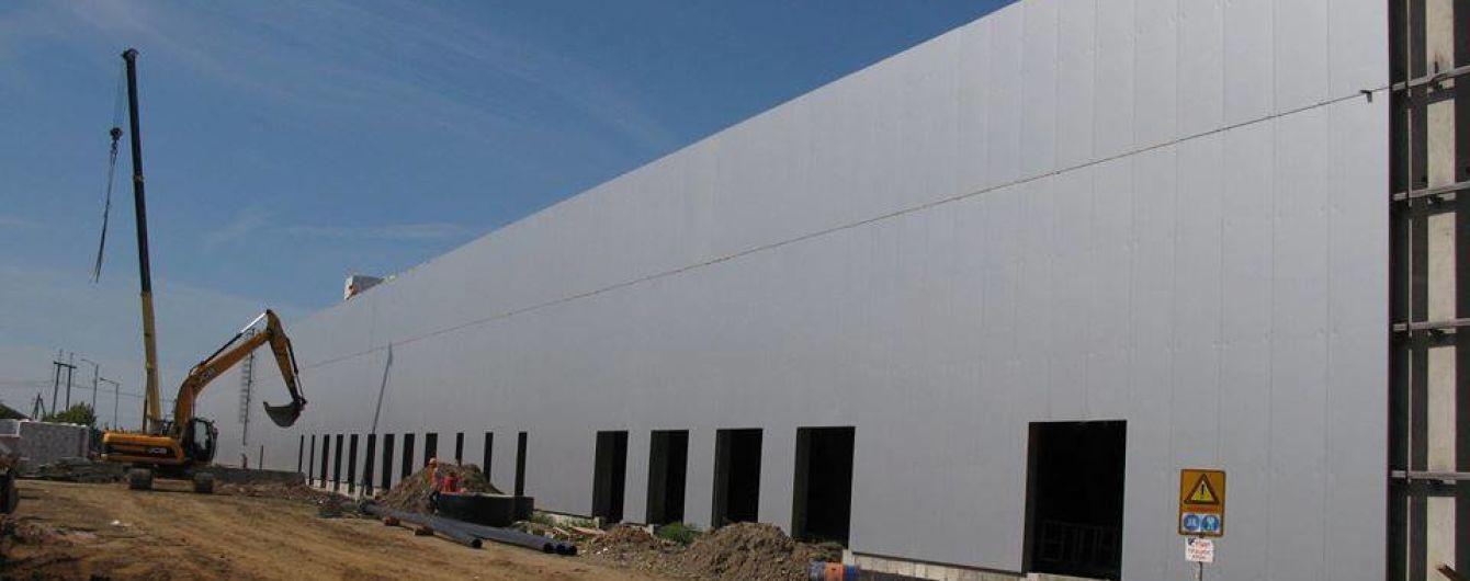 Американська корпорація будує новий завод в Україні