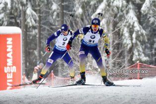 Неудержимый Бьо одержал победу в спринте на Кубке мира в Антхольце, двое украинцев оказались в топ-20