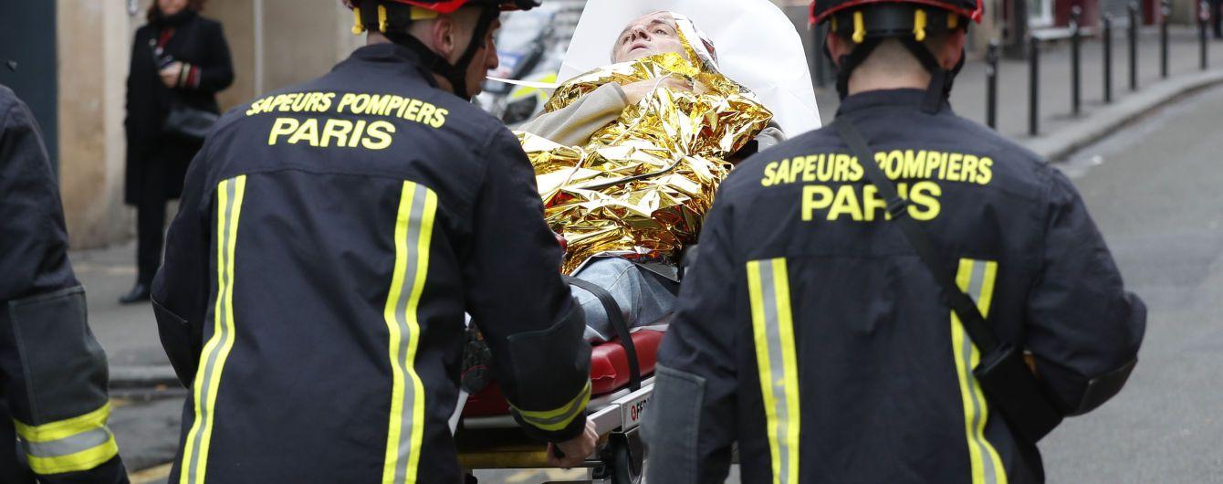 Во Франции уточнили количество погибших во взрыве в пекарне