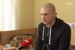 Украинцы имеют шанс спасти тяжелобольного воина АТО, которого выгнали из Института рака