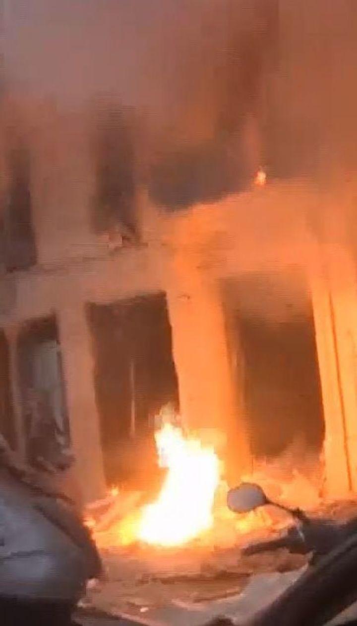 Вибух стався у пекарні у центрі Парижа, є загиблі