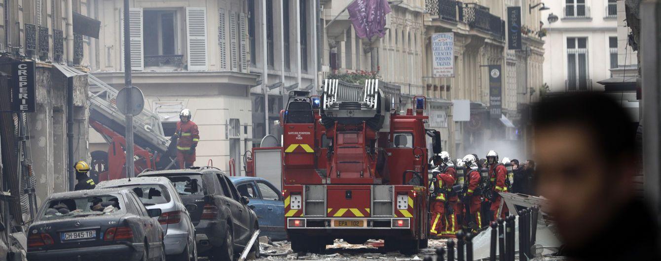 Во время взрыва пекарни в Париже пострадал украинец – посольство