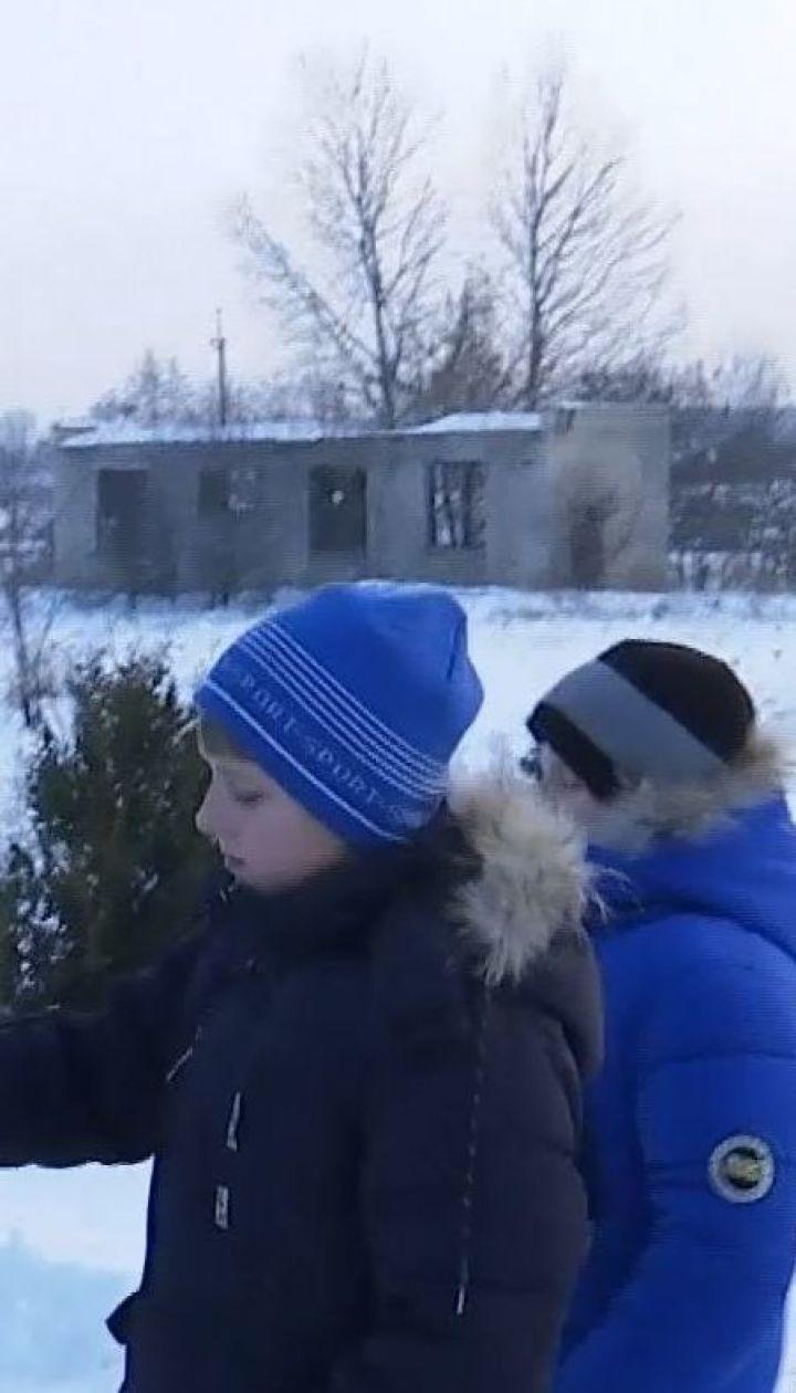 Спасательная операция: в Хмельницкой области мальчиков, провалившихся под лед, извлечение случайный свидетель