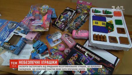 Опасные игрушки: как выбрать качественную игрушку, которая не навредит вашему ребенку