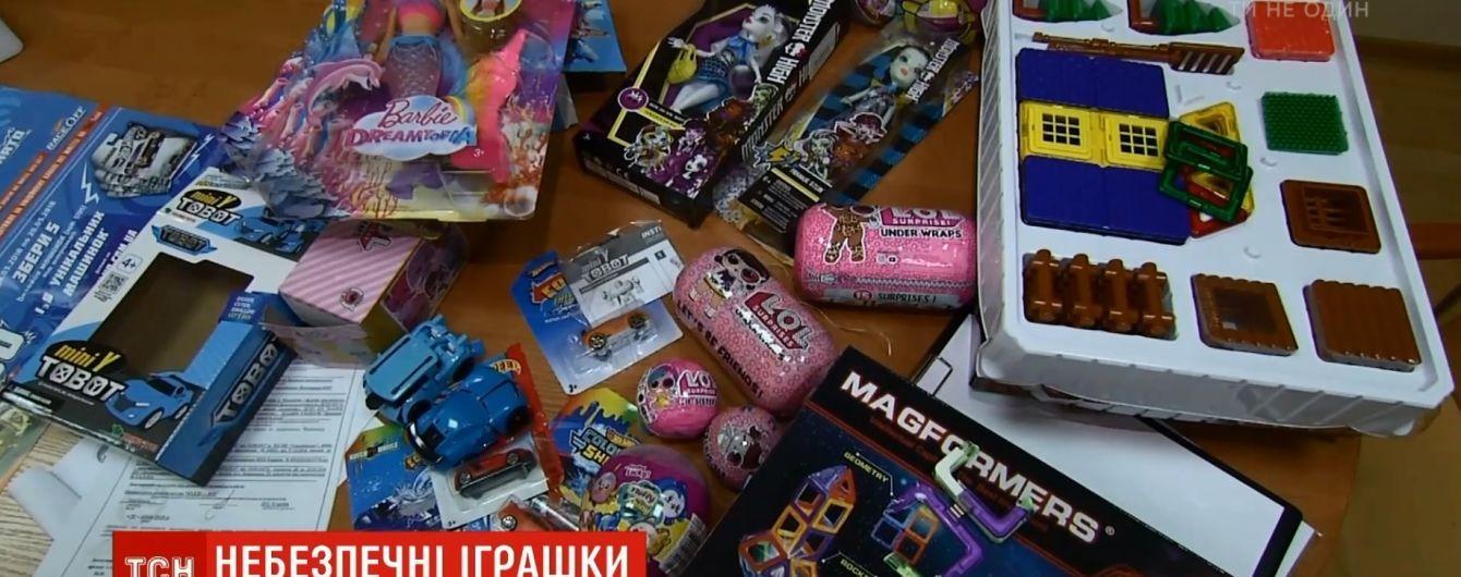 Кожна третя іграшка в Україні токсична: як не отруїти свою дитину, купуючи забавки