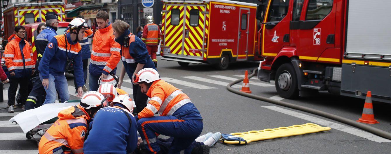 Взрыв пекарни в Париже: под руинами спасатели нашли тело еще одного погибшего