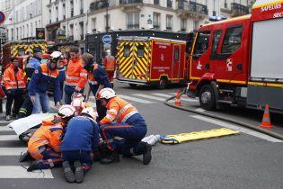 Вибух пекарні в Парижі: під руїнами рятувальники знайшли тіло ще одного загиблого