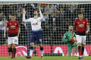 """""""Манчестер Юнайтед"""" у запеклій битві втримав перемогу над """"Тоттенхемом"""""""