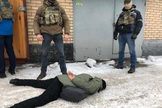 На Київщині силовики зімітували викрадення підприємця, щоб затримати замовника з окупованої Донеччини