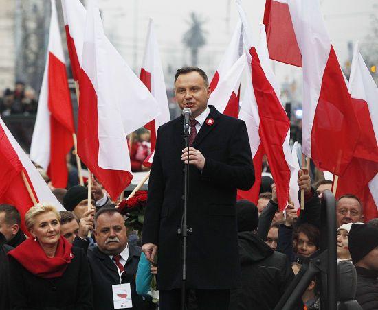 Дуда запросив Зеленського до Польщі