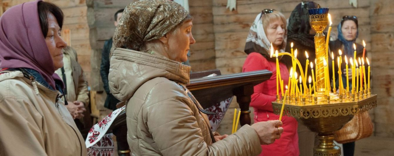 На Хмельниччині священик Московського патріархату разом з парафіянами перейшли до Помісної церкви