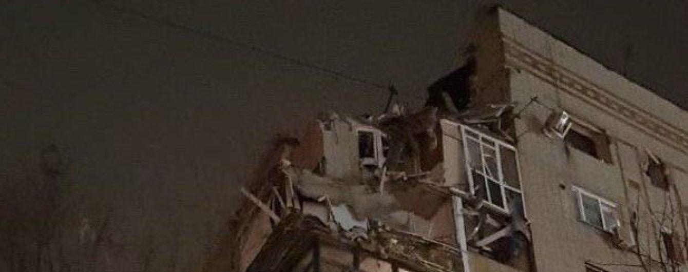 На месте обвала в жилом доме в РФ не найдено взрывчатых веществ