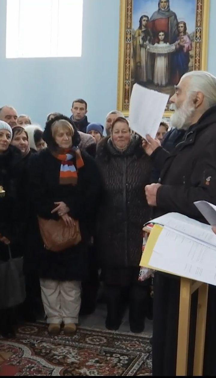 Релігійна лихоманка: на Вінниччині священики завадили громаді провести збори щодо приєднання до ПЦУ