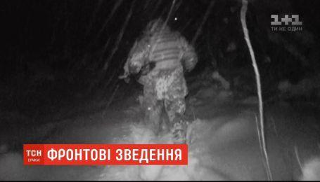 Доба на фронті: двоє українських військових дістали поранень