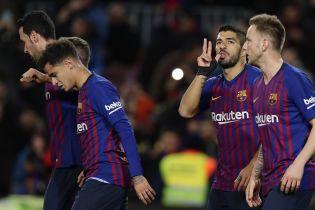 """""""Барселона"""" и """"Реал"""" разобрались с соперниками в поединках Ла Лиги"""