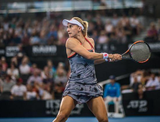 Цуренко перемогла росіянку на старті Australian Open