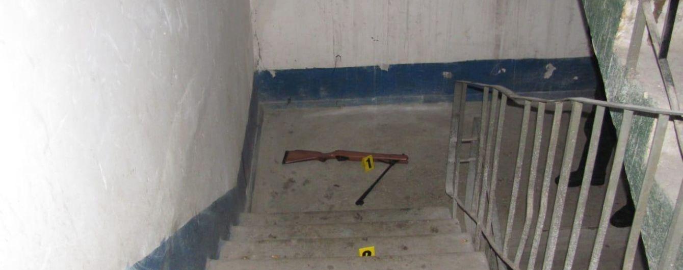 В Кривом Роге полицейские применили огнестрельное оружие для задержания домашнего тирана