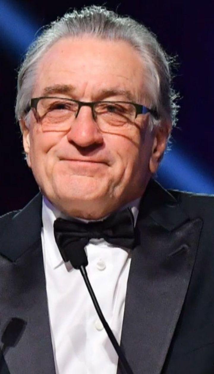 Роберт де Ниро заявил, что никогда не сыграет в кино Дональда Трампа