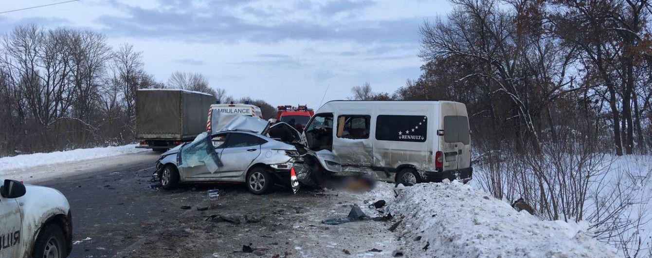 Смертельное ДТП на Харьковщине: стали известны подробности состояния пострадавших